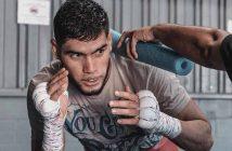 """Gilberto """"Zurdo"""" Ramírez (Fotos: Manny Álvarez, Zápari Boxing Promotions"""