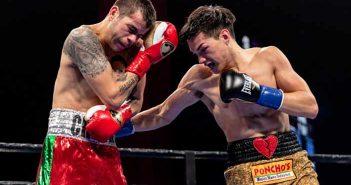 Brandon Figueroa vs Moisés Flores (PBC)