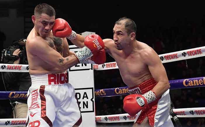 """Brandon Ríos vs Humberto """"Zorrita"""" Soto (Zanfer)"""