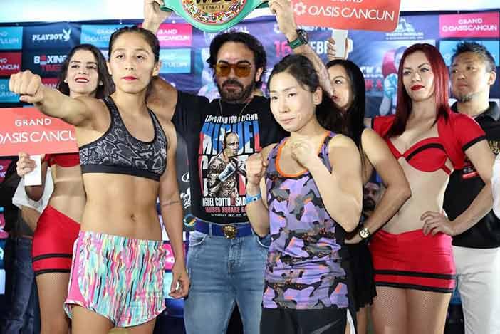 Yesenia Gómez vs Erika Hanawa