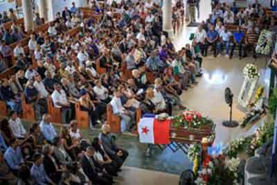 Eusebio Pedraza (Fotos- Pandeportes)