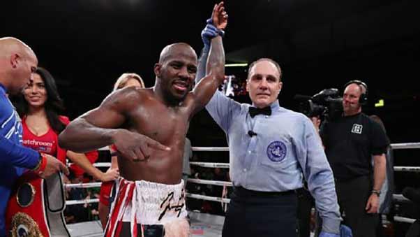 Tevin Farmer (Ed Mulholland/Matchroom Boxing USA)