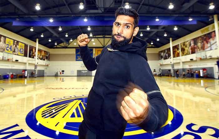 Amir Khan (Foto: Mikey Williams / Top Rank)