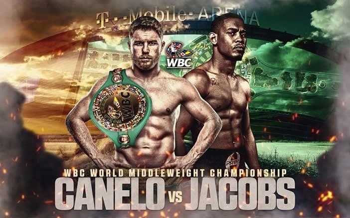 Canelo vs Jacobs (CMB)