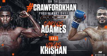 Carlos Adames vs. Frank Galarza