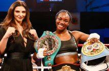 Christina Hammer vs Claressa Shields