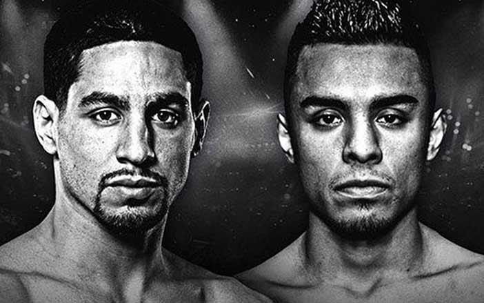 Danny García vs Adrian Granados (CMB)