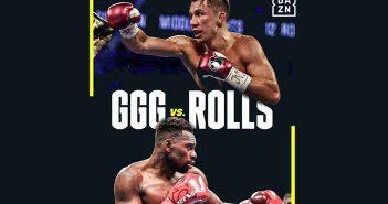 Gennady Golovkin vs Steven Rolls (DAZN)