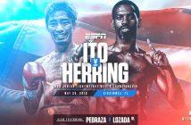 Masayuki Ito vs Jamel Herring (Top Rank)