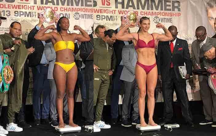 Shields vs. Hammer