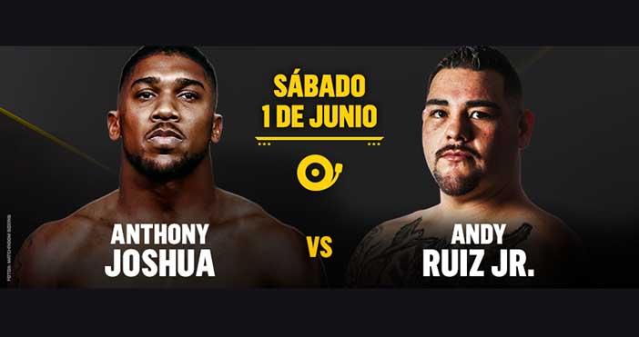 Anthony Joshua vs. Andy Ruiz Jr.