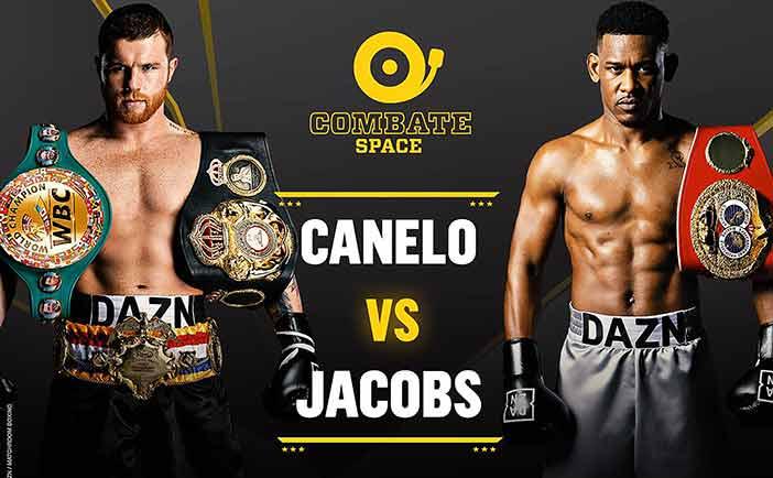 Canelo vs Jacobs