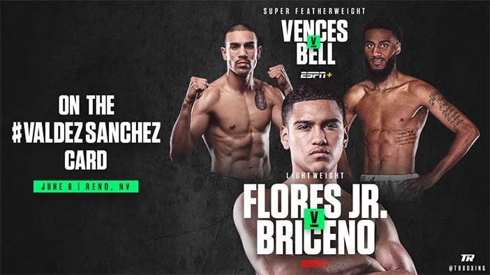 Gabriel Flores Jr. vs. Salvador Briceno