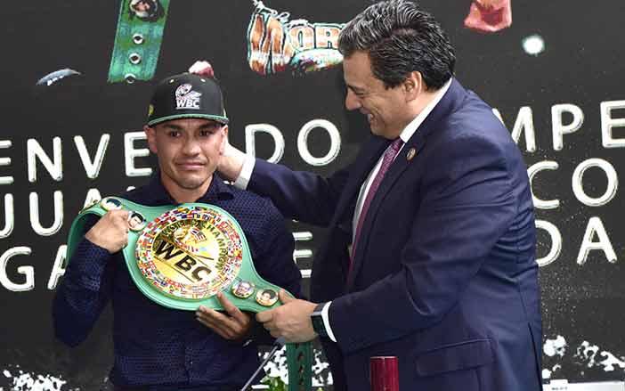 """""""Gallo"""" Estrada y Mauricio Sulaimán"""