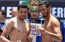 Jhonny González vs Rafael 'El Potro' Hernández