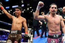 Mikey García vs Danny García