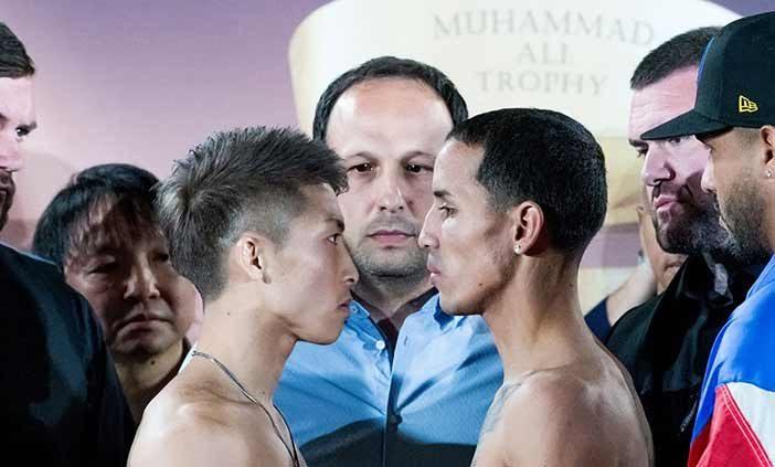 Noaya Inoue vs Emmanuel Rodríguez