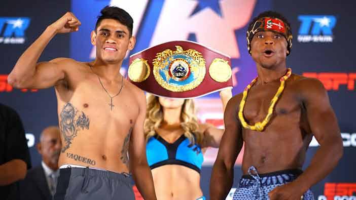 Navarrete vs. Dogboe 2 8Mikey Williams / Top Rank)