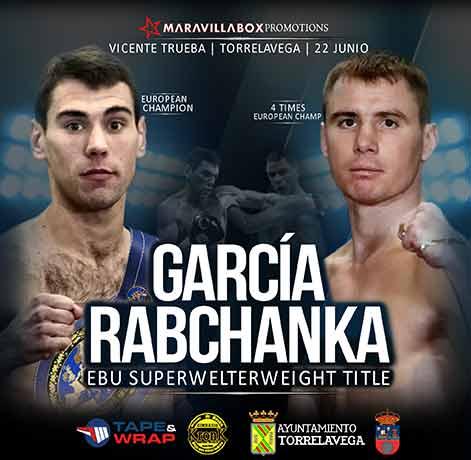 Sergio García vs Rabchanka (Maravillabox)