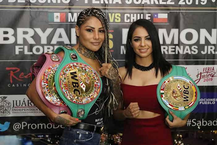 """Barby"" Juárez vs ""Bonita"" Fernández"