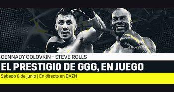 Gologkin vs Rolls