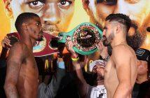 Maurice Hooker vs. José Ramírez