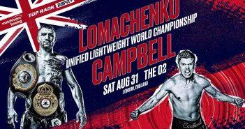 Lomachenko vs. Campbell