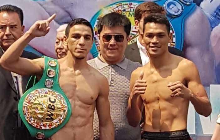 Nordine Oubaali vs Arthur Villanueva