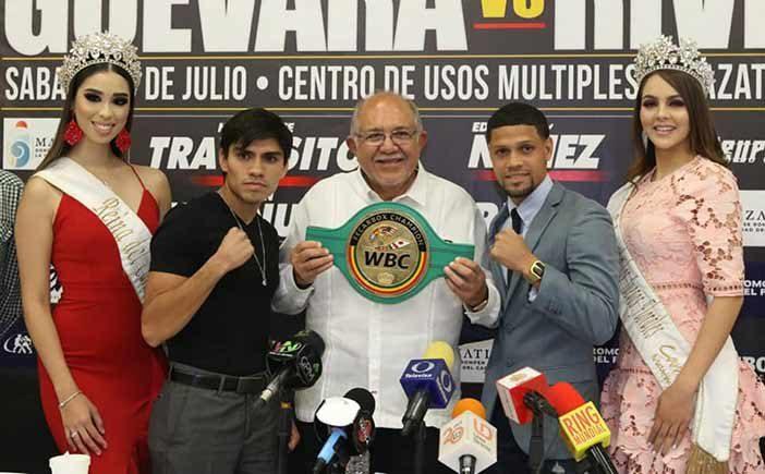 Pedro Guevara vs Janiel 'Pototo' Rivera