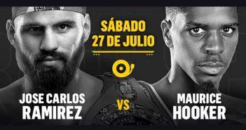José Ramírez vs Maurice Hooker