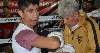 Rey Vargas y su padre
