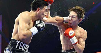 Teófimo López vs. Masayoshi Nakatani (Foto: Mikey Williams / Top Rank)