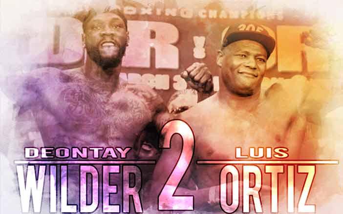 Wilder vs Ortiz II