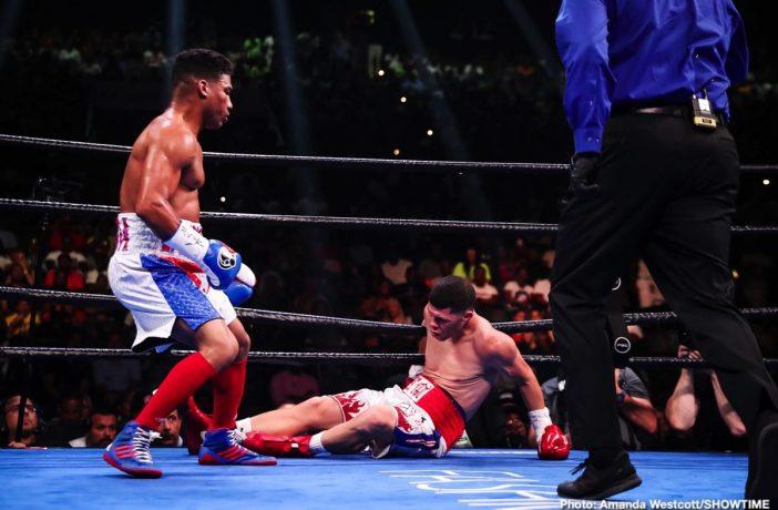Yuriorkis Gamboa vs Rocky Martínez