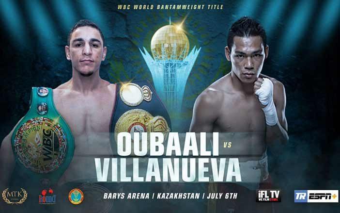 Oubaali vs Villanueva