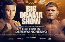 Golovkin vs Derevyanchenko