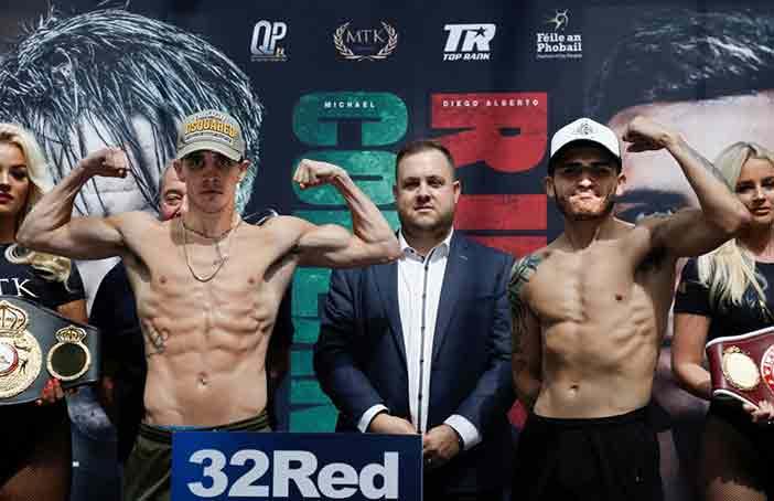 Michael Conlan vs. Diego Alberto Ruiz
