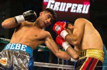 Rubén Vega (Foto:Leonardo Murúa, Zápari Boxing Promotions)
