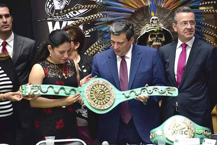 Cinturón Maya de CMB