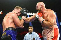 Otto Wallin vs Tyson Fury (Mikey Williams/Top Rank)
