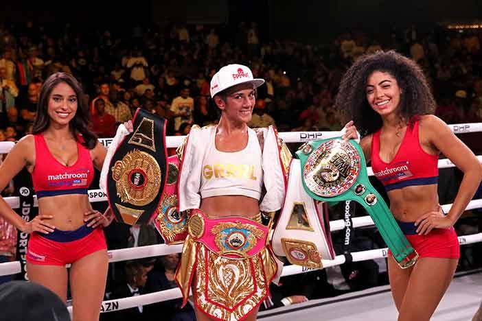 Amandan Serrano (Foto: Ed Mullholland / Matchroom Boxing USA)