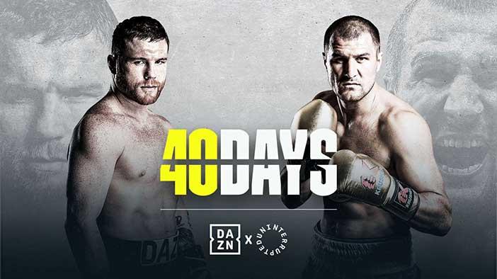 40 Days: Canelo vs. Kovalev