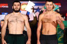 Beterbiev vs. Gvozdyk (Foto: Mikey Williams / Top Rank)