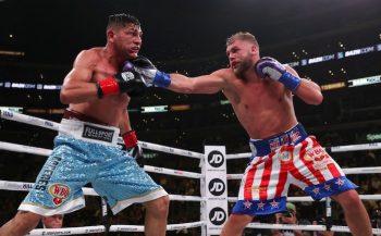 Marcelo Cóceres vs Billy Joe Saunder (Matchroom Boxing)