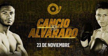 Andrew Cancio vs Rene Alvarado