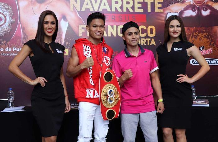Ancajas vs. Miguel González (Zanfer Promotions)