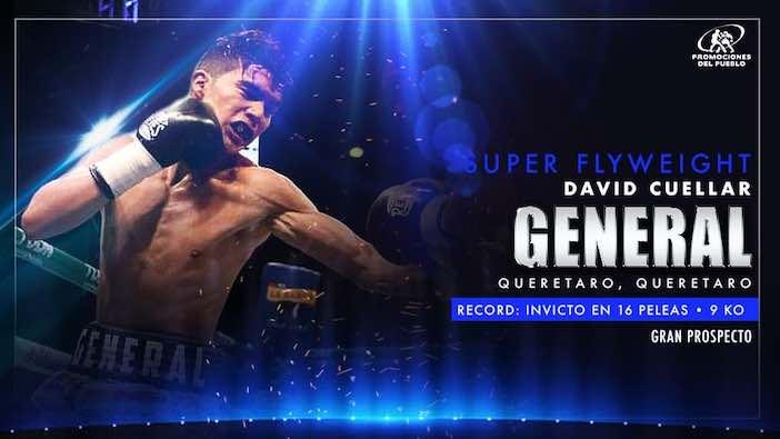 """David """"El General"""" Cuellar (Promociones del Pueblo)"""
