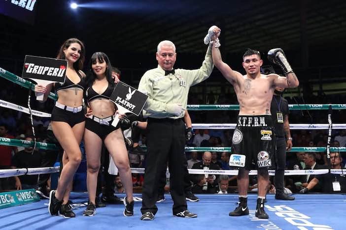 """Eduardo """"Rocky"""" Hernández (Promociones del Pueblo)"""