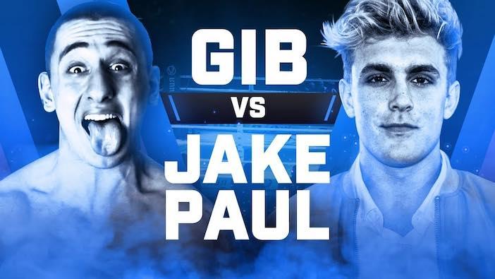 Jake Paul vs Gib