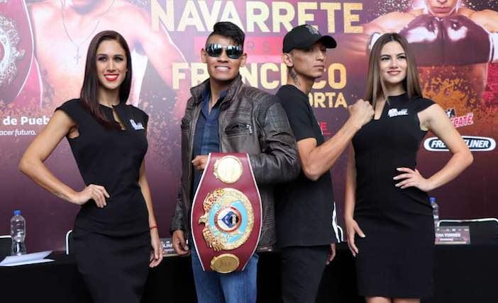 Emanuel Navarrete vs. Francisco Horta (Zanfer Promotions)